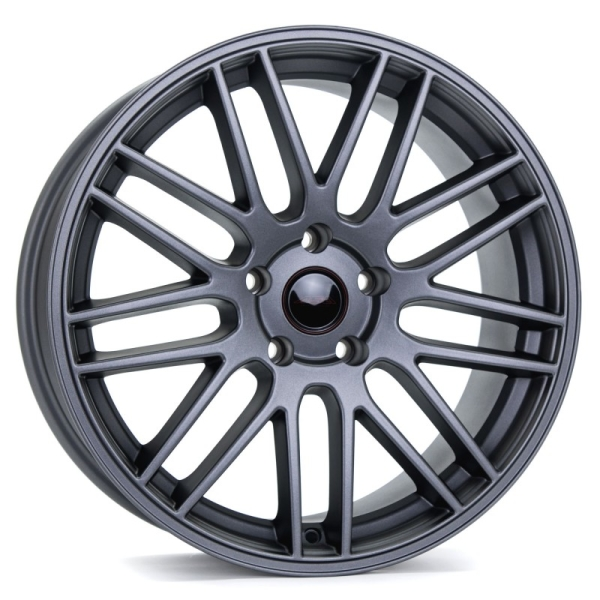 Tec-Speedwheels GT1 Gun-Metal