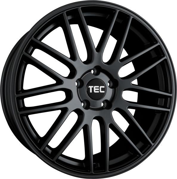 Tec-Speedwheels GT1 Schwarz-Matt
