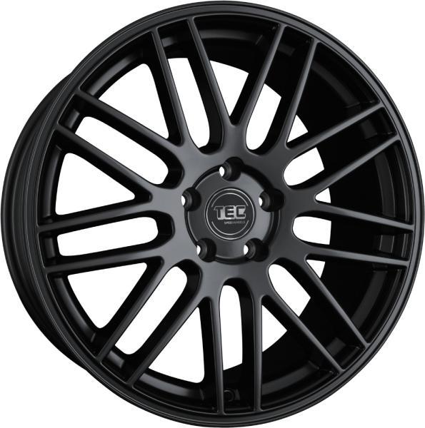 Tec-Speedwheels GT1 schwarz-seidenmatt
