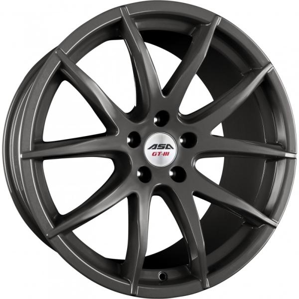 Tec-Speedwheels GT3 Gun-Metal