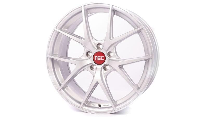 Tec-Speedwheels GT6-EVO Brillant-Silber