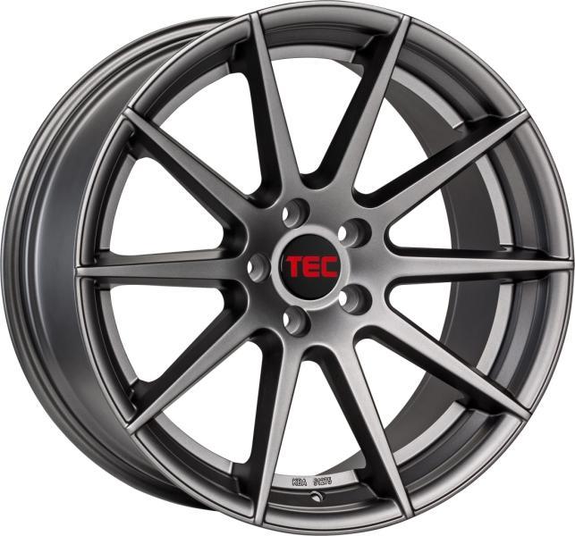Tec-Speedwheels GT7 Gun-Metal