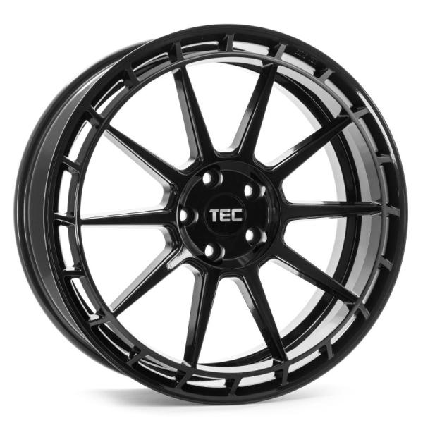 Tec-Speedwheels GT8 Schwarz-Glanz