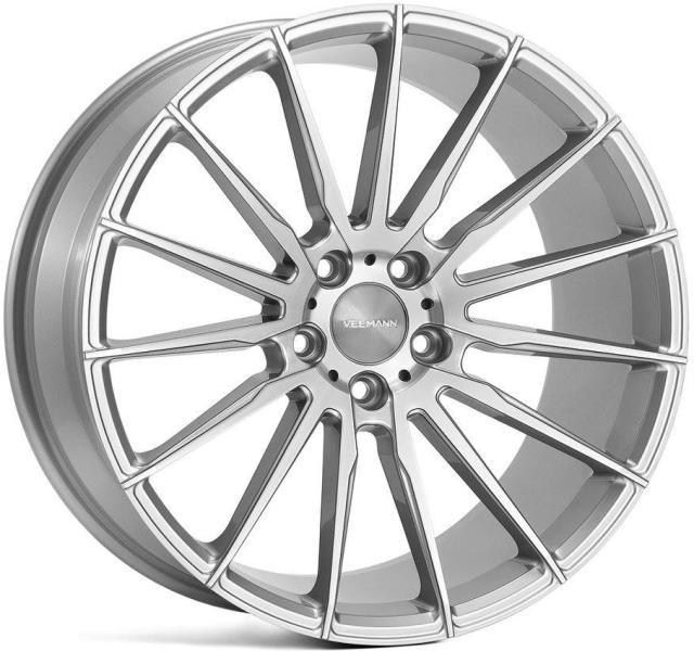Veemann V-FS19 Silver Machined