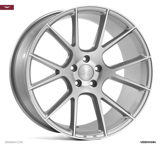 Veemann V-FS23 Machined Silver