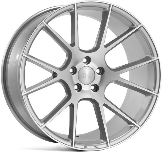 Veemann V-FS23 Silver Machined