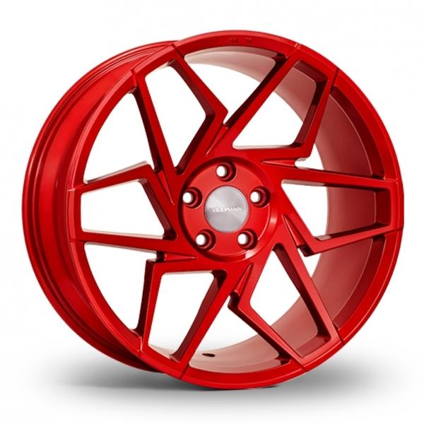 Veemann V-FS27R Candy Red