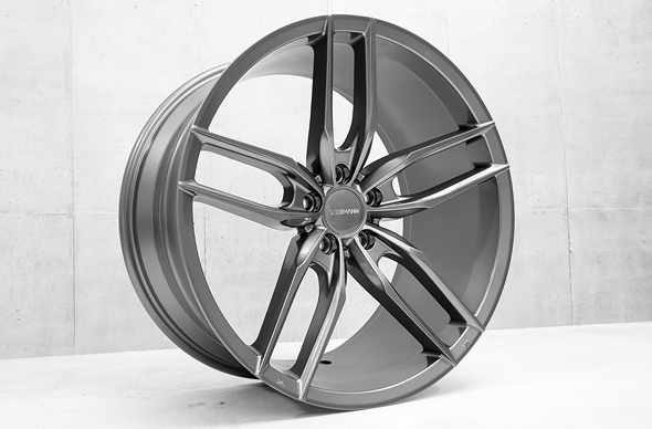 Veemann V-FS28 Gunmetal Polished