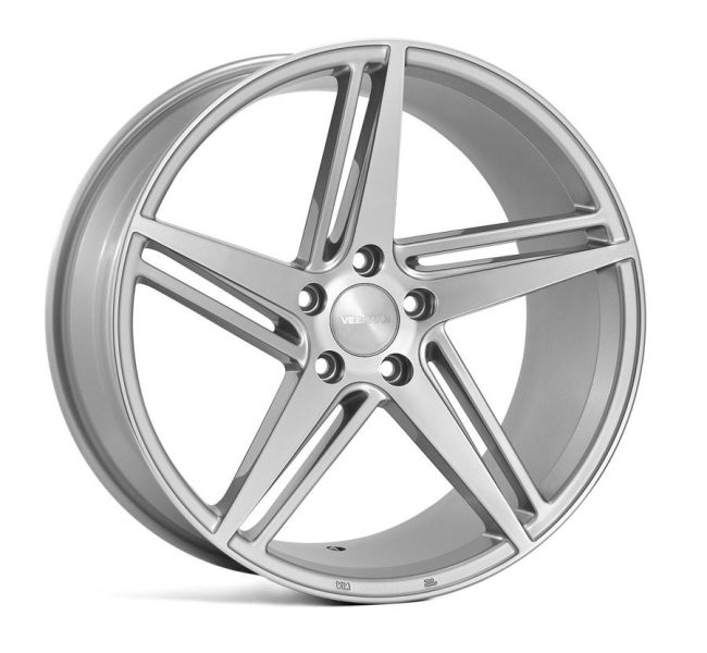 Veemann V-FS31 Machined Silver