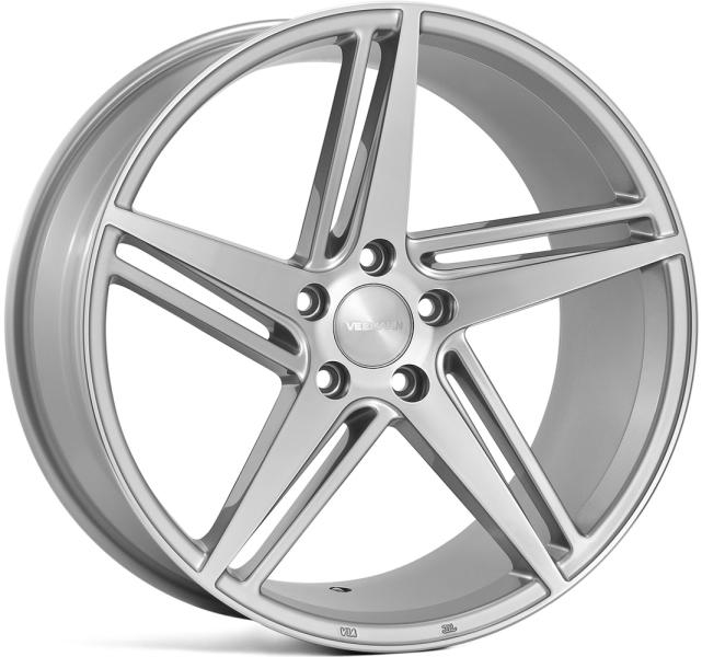 Veemann V-FS31 Silver Machined