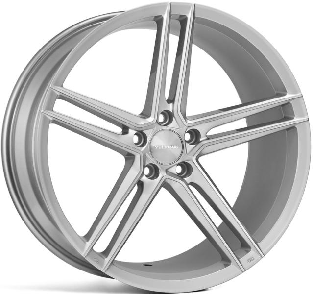 Veemann V-FS33 Silver Machined
