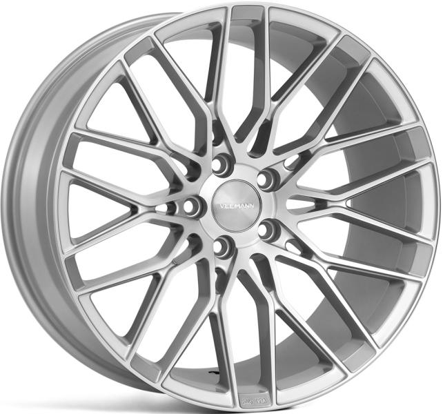 Veemann V-FS34 Silver Machined
