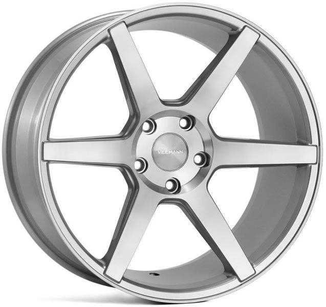 Veemann V-FS3 Silver Machined