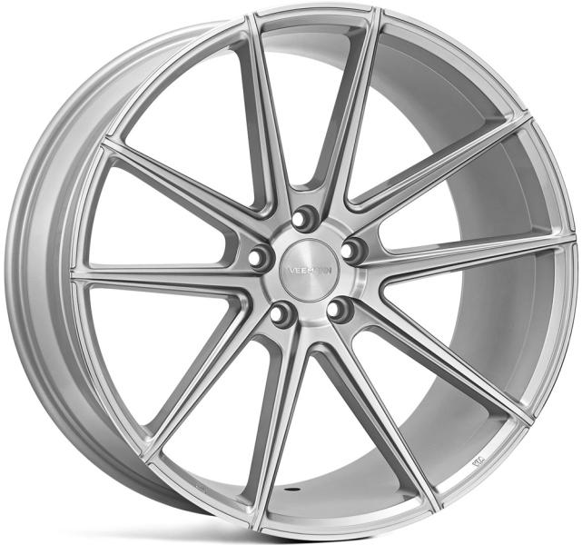 Veemann V-FS4 Silver Machined