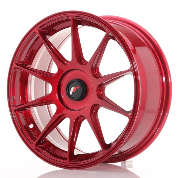 JAPAN RACING JR11 Platinum Red