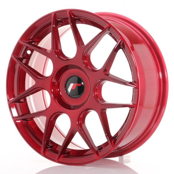 JAPAN RACING JR18 Platinum Red