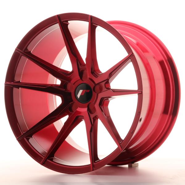 JAPAN RACING JR21 5H Platinium Red