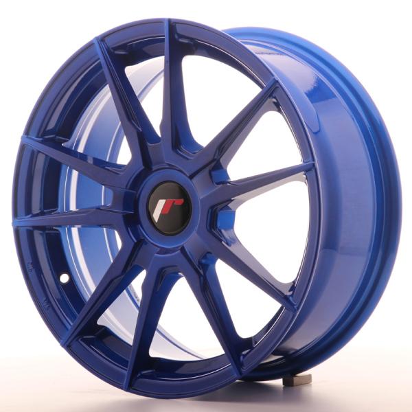 JAPAN RACING JR21 Platinium Blu