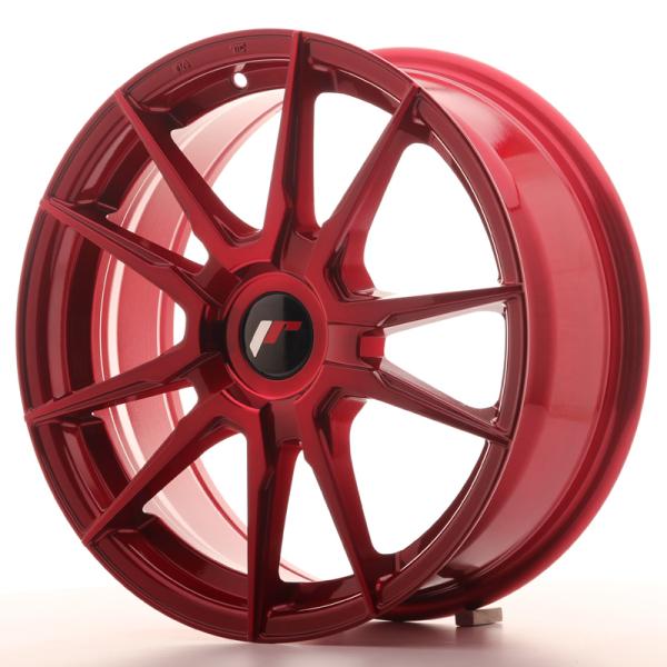JAPAN RACING JR21 Platinium Red