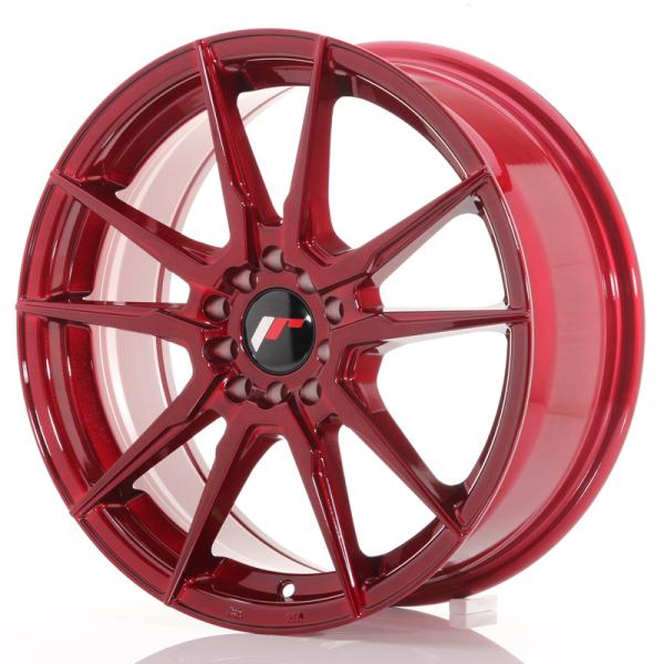 JAPAN RACING JR21 Platinum Red