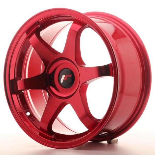 JAPAN RACING JR3 Platinum Red