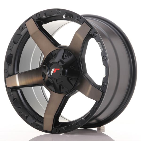 JAPAN RACING JRX5 6x139.7 Titanium Black