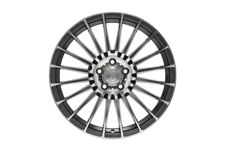 AXXION AX5 Daytona grey full machined