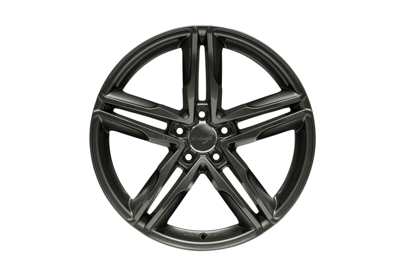 Wheelworld WH11 Dark gunmetal full painted