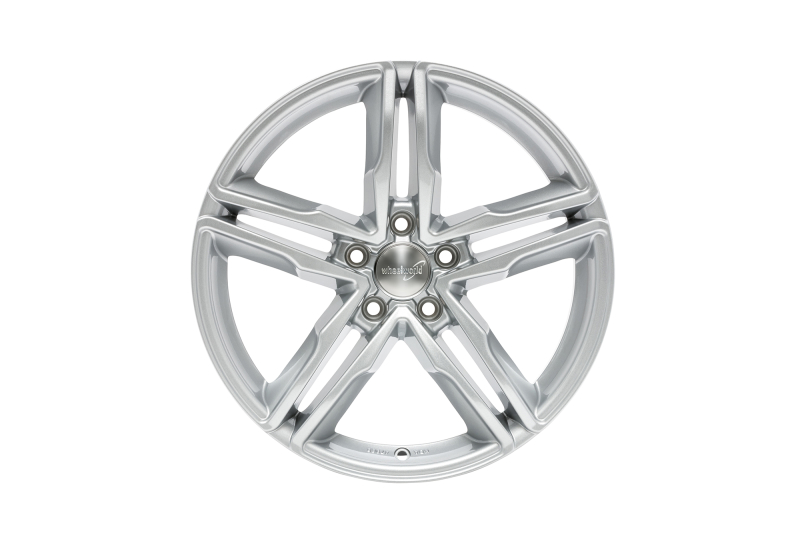 Wheelworld WH12 full silver
