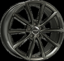 Wheelworld WH28 Dark gunmetal full painted