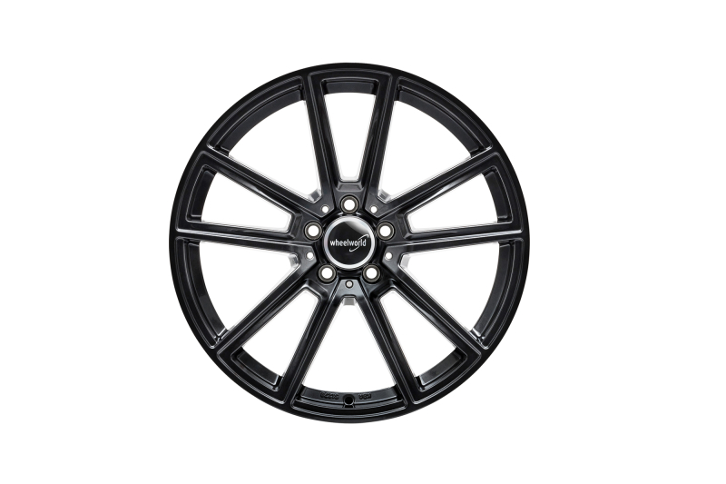 Wheelworld WH30 Dark gunmetal full painted