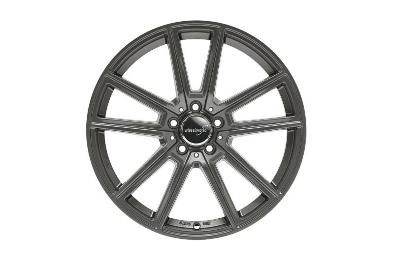 Wheelworld WH30 Daytona grey full painted